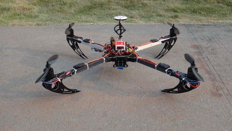 Drone Construa O Seu Do Zero Parte 2 Laborat 243 Rio Imobilis